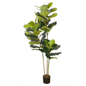 Foto principal Planta artificial Leaf tree H.175 cm